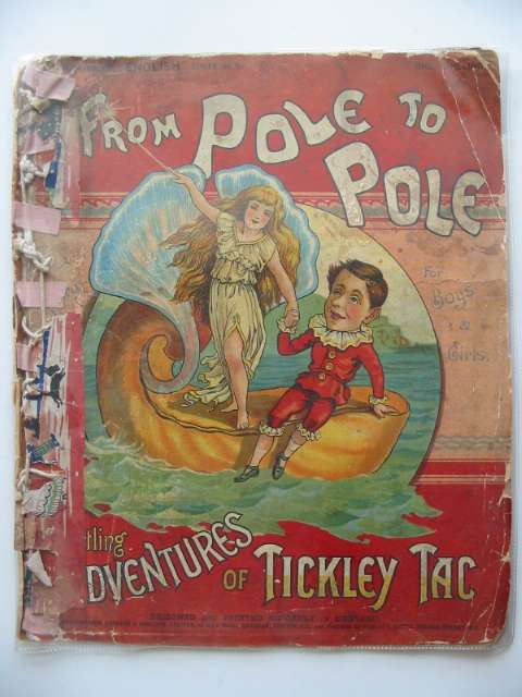 Photo of FROM POLE TO POLE FOR BOYS & GIRLS published by Farquharson Roberts & Phillips (STOCK CODE: 697500)  for sale by Stella & Rose's Books