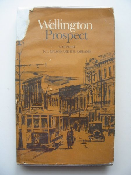 Photo of WELLINGTON PROSPECT written by McLeod, N.L.<br />Farland, B.H. illustrated by Harrison, Rodger published by Hicks Smith &amp; Sons Limited (STOCK CODE: 697711)  for sale by Stella & Rose's Books