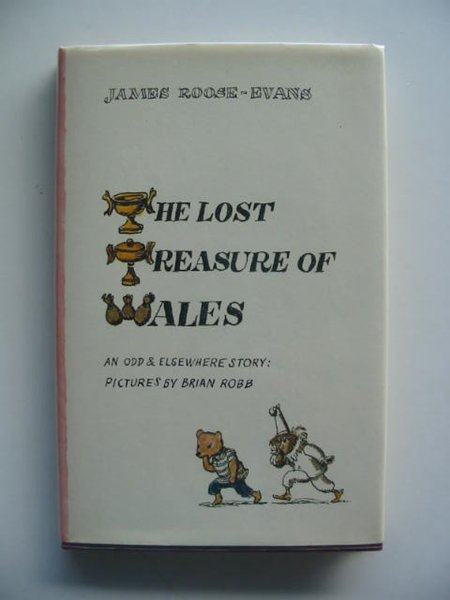 Photo of THE LOST TREASURE OF WALES written by Roose-Evans, James illustrated by Robb, Brian published by Andre Deutsch (STOCK CODE: 697768)  for sale by Stella & Rose's Books