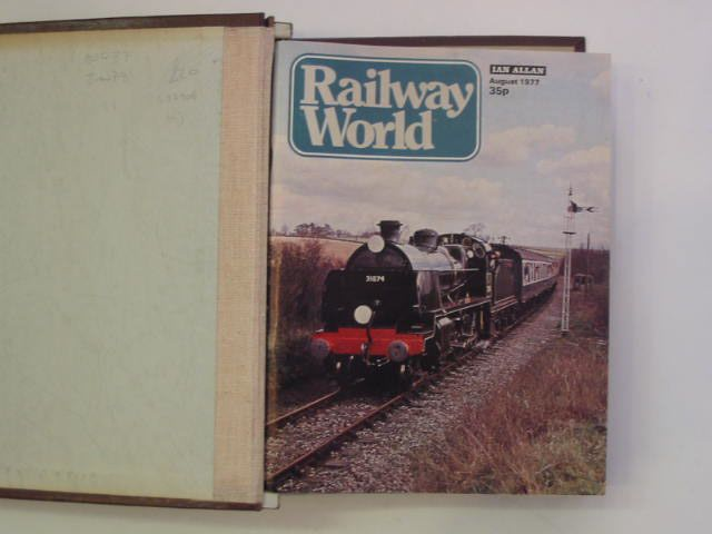 Photo of RAILWAY WORLD published by Ian Allan (STOCK CODE: 697908)  for sale by Stella & Rose's Books