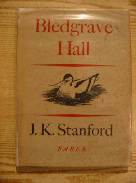 Photo of BLEDGRAVE HALL written by Stanford, J.K. illustrated by Hughes, A.M. published by Faber & Faber (STOCK CODE: 701421)  for sale by Stella & Rose's Books