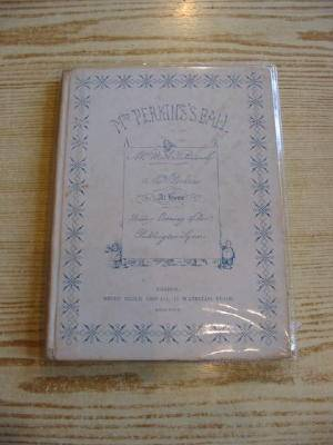 Photo of MRS PERKINS'S BALL written by Titmarsh, M.A. published by Chapman & Hall (STOCK CODE: 708171)  for sale by Stella & Rose's Books