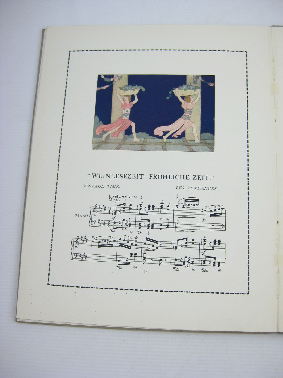 Photo of SCHUMANN ALBUM OF CHILDREN'S PIECES FOR PIANO illustrated by Willebeek Le Mair, Henriette published by Augener Ltd. (STOCK CODE: 711825)  for sale by Stella & Rose's Books
