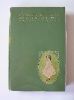 Photo of THE LUXURY OF CHILDREN & SOME OTHER LUXURIES written by Martin, Edward Sandford illustrated by Stilwell, Sarah S. published by Harper & Bros (STOCK CODE: 713389)  for sale by Stella & Rose's Books