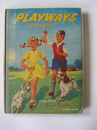 Photo of PLAYWAYS ANNUAL written by Blyton, Enid Temple, Chris Varty, Frank et al,  published by Playways Office (STOCK CODE: 713469)  for sale by Stella & Rose's Books