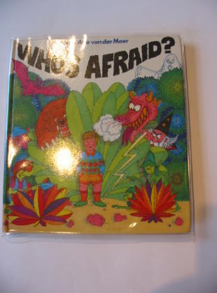 Photo of WHO'S AFRAID? written by Van Der Meer, Ron Van Der Meer, Atie published by Hamish Hamilton (STOCK CODE: 716703)  for sale by Stella & Rose's Books