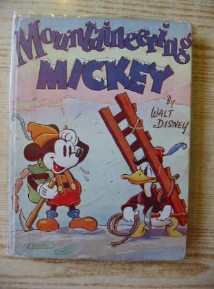 Photo of MOUNTAINEERING MICKEY- Stock Number: 717025