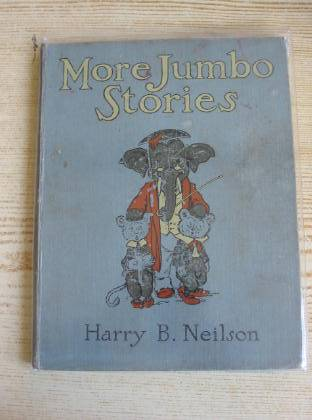 Photo of MORE JUMBO STORIES illustrated by Neilson, Harry published by Blackie & Son Ltd. (STOCK CODE: 719550)  for sale by Stella & Rose's Books