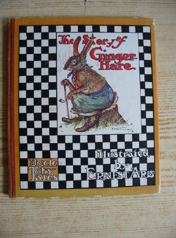 Photo of THE STORY OF GINGER HARE illustrated by Aris, Ernest A. published by Ward Lock & Co Ltd. (STOCK CODE: 720038)  for sale by Stella & Rose's Books