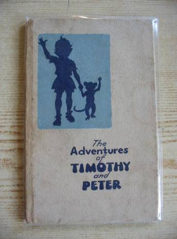 Photo of THE ADVENTURES OF TIMOTHY AND PETER written by Barnes, Wendy illustrated by Brook, George published by J. Fairston (STOCK CODE: 720059)  for sale by Stella & Rose's Books