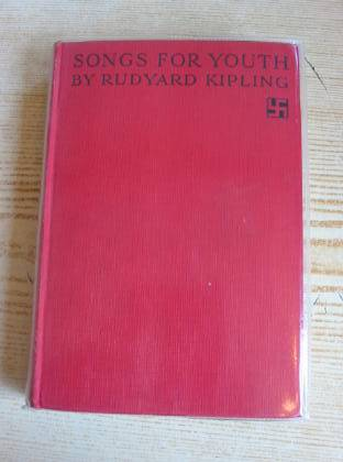 Photo of SONGS FOR YOUTH written by Kipling, Rudyard illustrated by Bates, Leo published by Hodder & Stoughton (STOCK CODE: 720827)  for sale by Stella & Rose's Books