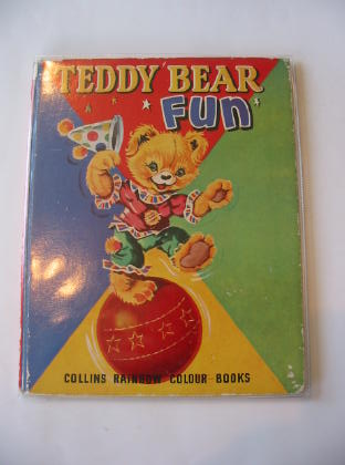 Photo of TEDDY BEAR FUN illustrated by Michman, Justin published by Collins (STOCK CODE: 721885)  for sale by Stella & Rose's Books