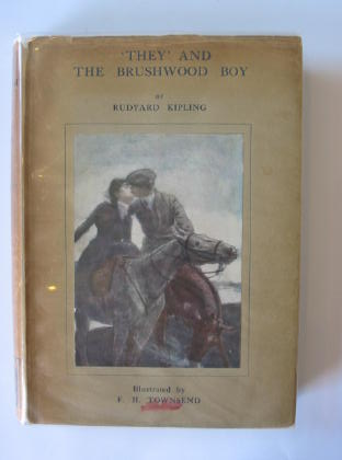Photo of THEY AND THE BRUSHWOOD BOY written by Kipling, Rudyard illustrated by Townsend, F.H. published by Macmillan & Co. Ltd. (STOCK CODE: 723286)  for sale by Stella & Rose's Books