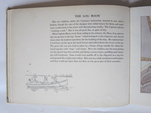 Photo of THE SEASHORE BOOK written by Smith, E. Boyd illustrated by Smith, E. Boyd published by Houghton Mifflin Company (STOCK CODE: 724413)  for sale by Stella & Rose's Books