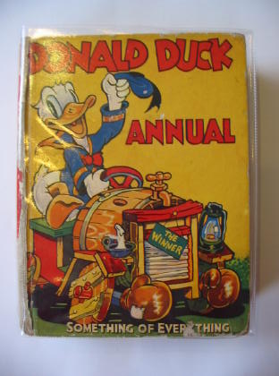 Photo of DONALD DUCK ANNUAL 1939- Stock Number: 724561