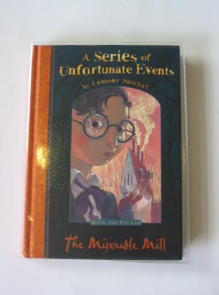 Photo of A SERIES OF UNFORTUNATE EVENTS: THE MISERABLE MILL written by Snicket, Lemony illustrated by Helquist, Brett published by Egmont Books Ltd. (STOCK CODE: 726867)  for sale by Stella & Rose's Books