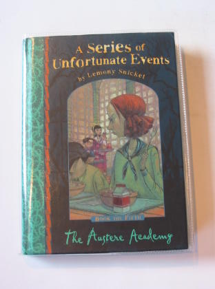 Photo of A SERIES OF UNFORTUNATE EVENTS: THE AUSTERE ACADEMY- Stock Number: 726869
