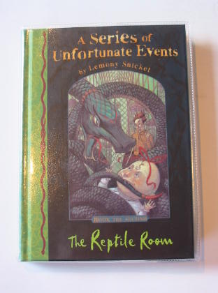 Photo of A SERIES OF UNFORTUNATE EVENTS: THE REPTILE ROOM- Stock Number: 726871