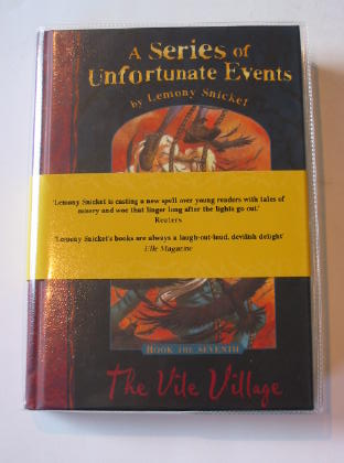 Photo of A SERIES OF UNFORTUNATE EVENTS: THE VILE VILLAGE- Stock Number: 726872