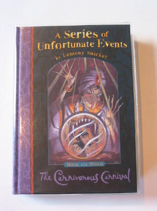 Photo of A SERIES OF UNFORTUNATE EVENTS: THE CARNIVOROUS CARNIVAL written by Snicket, Lemony illustrated by Helquist, Brett published by Egmont Books Ltd. (STOCK CODE: 726874)  for sale by Stella & Rose's Books