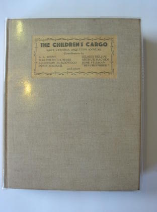 Photo of THE CHILDREN'S CARGO written by Asquith, Cynthia<br />et al,  illustrated by Tempest, Margaret<br />Watson, A.H.<br />Jerrold, Daphne<br />et al.,  published by Eyre &amp; Spottiswoode (STOCK CODE: 726950)  for sale by Stella & Rose's Books