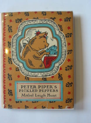 Photo of PETER PIPER'S PICKLED PEPPERS written by Hunt, Mabel Leigh illustrated by Milhous, Katherine published by Standard Art Book Co. Ltd. (STOCK CODE: 729336)  for sale by Stella & Rose's Books