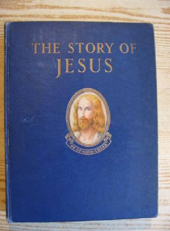 Photo of THE STORY OF JESUS written by Giraud, S. Louis illustrated by Watts, Eileen published by Strand Publications (STOCK CODE: 729657)  for sale by Stella & Rose's Books