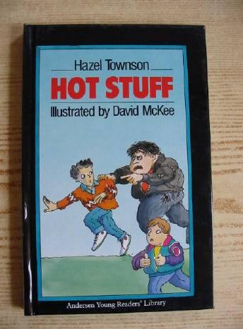 Photo of HOT STUFF- Stock Number: 730511
