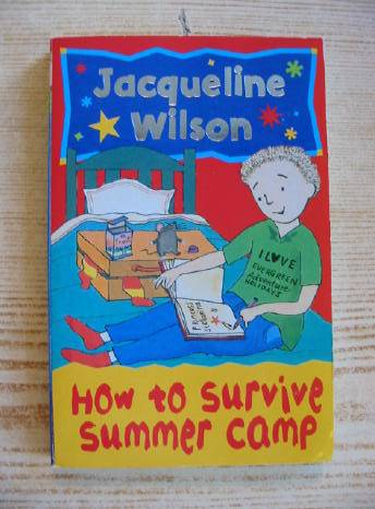 Photo of HOW TO SURVIVE SUMMER CAMP- Stock Number: 730534