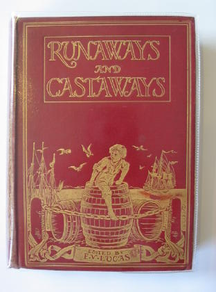 Photo of RUNAWAYS AND CASTAWAYS written by Lucas, E.V. illustrated by Bedford, Francis D. published by Wells Gardner, Darton & Co. Ltd. (STOCK CODE: 730971)  for sale by Stella & Rose's Books