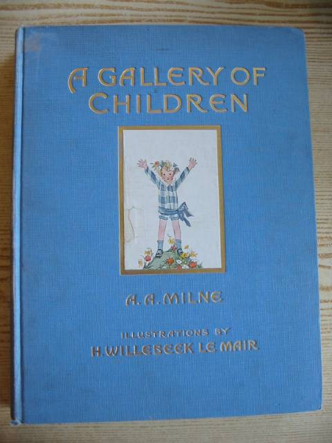 Photo of A GALLERY OF CHILDREN- Stock Number: 731268