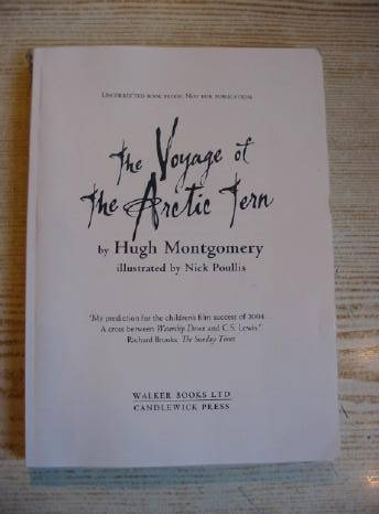 Photo of THE VOYAGE OF THE ARCTIC TERN written by Montgomery, Hugh illustrated by Poullis, Nick published by Walker Books (STOCK CODE: 732681)  for sale by Stella & Rose's Books