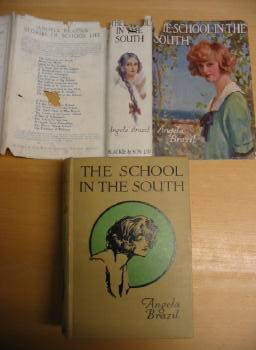 Photo of THE SCHOOL IN THE SOUTH written by Brazil, Angela illustrated by Broadhead, W. Smithson published by Blackie & Son Ltd. (STOCK CODE: 732920)  for sale by Stella & Rose's Books