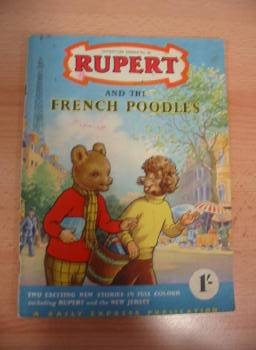 Photo of RUPERT ADVENTURE SERIES No. 25 - RUPERT AND THE FRENCH POODLES written by Bestall, Alfred published by Daily Express (STOCK CODE: 733153)  for sale by Stella & Rose's Books