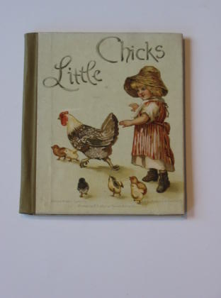 Photo of LITTLE CHICKS published by Ernest Nister (STOCK CODE: 733508)  for sale by Stella & Rose's Books