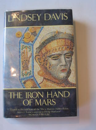 Photo of THE IRON HAND OF MARS written by Davis, Lindsey published by Hutchinson (STOCK CODE: 734227)  for sale by Stella & Rose's Books