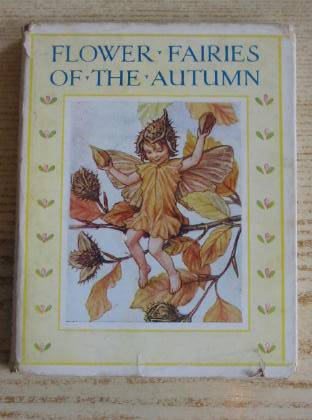 Photo of FLOWER FAIRIES OF THE AUTUMN written by Barker, Cicely Mary illustrated by Barker, Cicely Mary published by Blackie & Son Ltd. (STOCK CODE: 734813)  for sale by Stella & Rose's Books