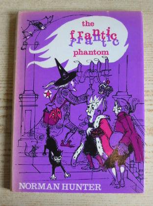 Photo of THE FRANTIC PHANTOM AND OTHER INCREDIBLE STORIES- Stock Number: 734970