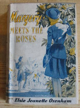 Photo of MARGERY MEETS THE ROSES written by Oxenham, Elsie J. published by Lutterworth Press (STOCK CODE: 736149)  for sale by Stella & Rose's Books