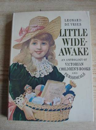 Photo of LITTLE WIDE-AWAKE written by De Vries, Leonard published by Arthur Barker Limited (STOCK CODE: 736706)  for sale by Stella & Rose's Books