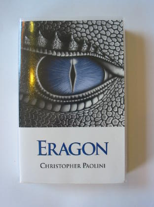 Photo of ERAGON written by Paolini, Christopher published by Paolini International, Llc (STOCK CODE: 736960)  for sale by Stella & Rose's Books