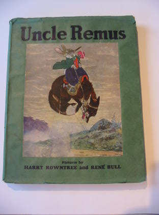 Photo of UNCLE REMUS OR THE STORY OF MR. FOX AND BRER RABBIT written by Harris, Joel Chandler illustrated by Rountree, Harry Bull, Rene published by Raithby, Lawrence & Co. Limited (STOCK CODE: 737200)  for sale by Stella & Rose's Books