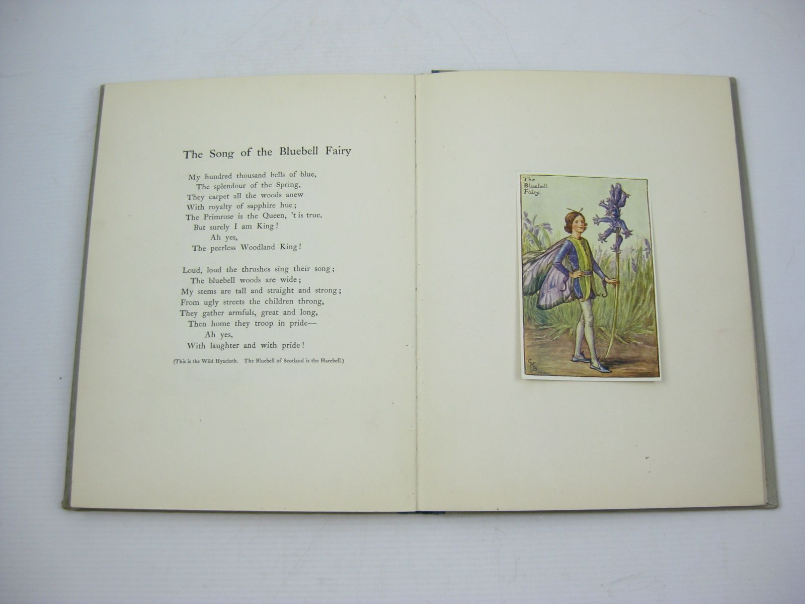 Photo of SPRING SONGS WITH MUSIC written by Barker, Cicely Mary illustrated by Barker, Cicely Mary published by Blackie & Son Ltd. (STOCK CODE: 737291)  for sale by Stella & Rose's Books