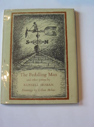 Photo of THE PEDALLING MAN AND OTHER POEMS- Stock Number: 738145