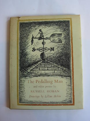 Photo of THE PEDALLING MAN AND OTHER POEMS- Stock Number: 738505