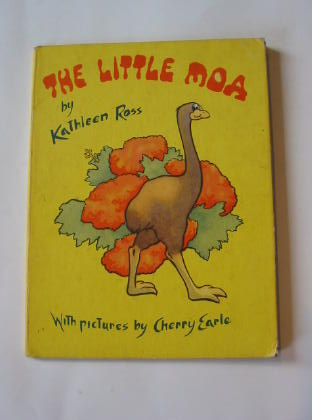Photo of THE LITTLE MOA written by Ross, Kathleen illustrated by Earle, Cherry published by Modern Books (STOCK CODE: 738606)  for sale by Stella & Rose's Books