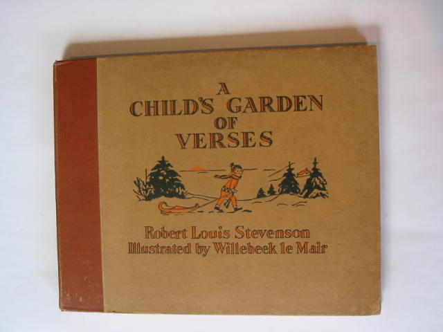 Photo of A CHILD'S GARDEN OF VERSES- Stock Number: 738815