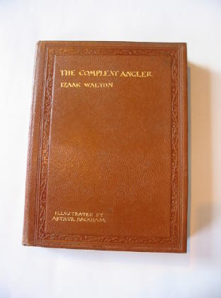 Photo of THE COMPLEAT ANGLER- Stock Number: 738893