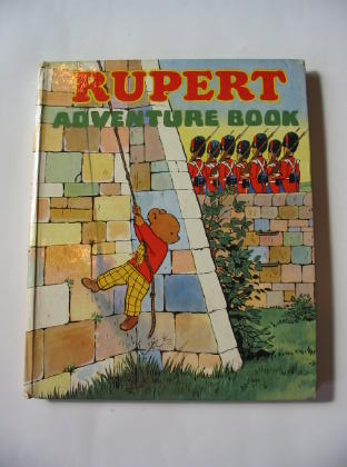 Photo of RUPERT ADVENTURE BOOK written by Tourtel, Mary illustrated by Tourtel, Mary published by L.T.A Robinson (STOCK CODE: 738999)  for sale by Stella & Rose's Books