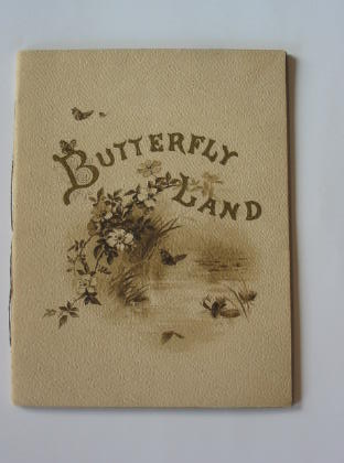Photo of BUTTERFLY LAND written by Langbridge, Frederick (STOCK CODE: 739665)  for sale by Stella & Rose's Books